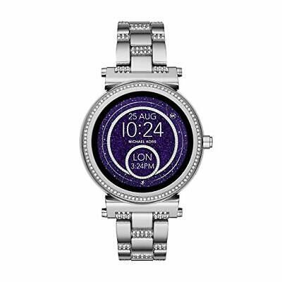 Michael Kors Access Women's Sofie Glitz Touchscreen Smart Watch MKT5036 SEALED!