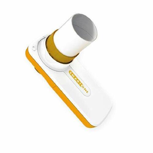 MIR SmartOne Peak personal spirometer,(911002) Peak Flow and FEV1, New!
