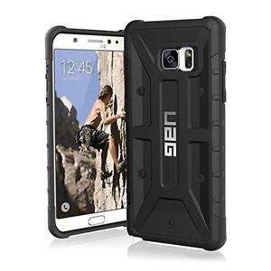UAG Samsung Galaxy Note7 Feather-Light Composite [BLACK] Military Drop Tested Phone Case (New No Box- Neuf Pas De Boite)