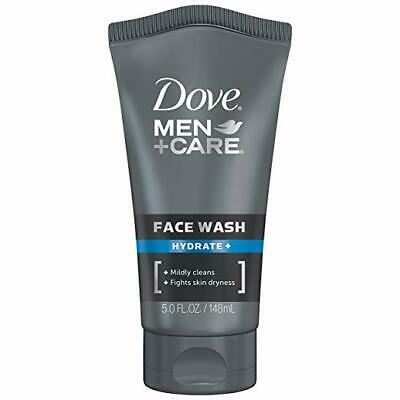 Dove Face Wash Men Hydrate Dry Skin Moisturizer Best Self Care Oily