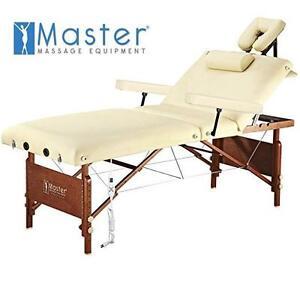 """NEW MASTER MASSAGE TABLE 30"""" - 132254599 - DEL RAY SALON HEALTH BEAUTY"""