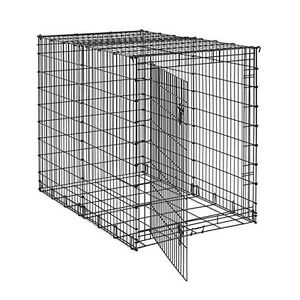 XXL Midwest 1154U Single-Door Dog Crate, 54-By-35-By-45-Inch