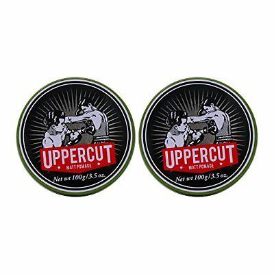 Uppercut Matt Pomade, 3.5 Oz  Pack of 2