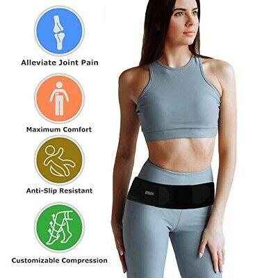 BEST SI Joint Belt - Women & Men Sciatica Nerve Pain ReliefHip & Pelvic