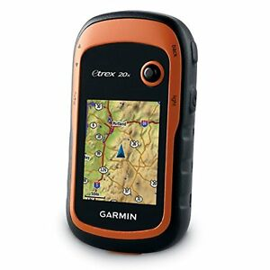 Wanted: Garmin handheld outdoor GPS under 8 years old