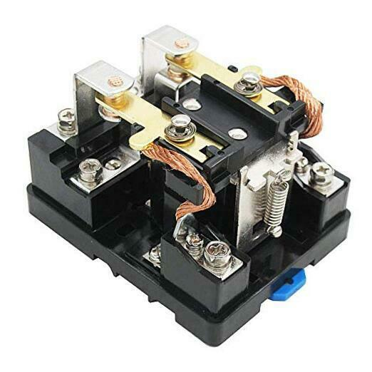 /JQX-62F-2Z Coil Voltage DC 12V 80A DPDT Electronmagnetic Relay,High Power Relay