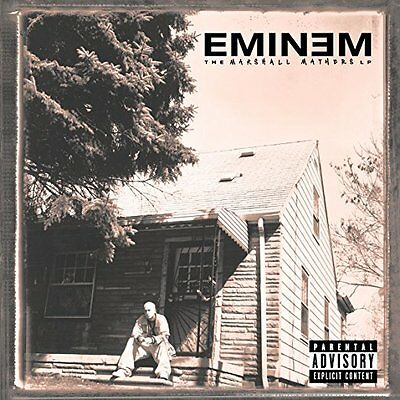 Eminem Cd   The Marshall Mathers Lp  Explicit  2000    New Unopened   Rap