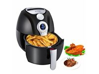 Blusmart Electric Air Fryer Oil Free Temperature Time Control 3.2L