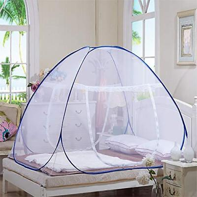 (Mosquito Net Tent for Beds Folding Design with Net Bottom for Babys Adults )