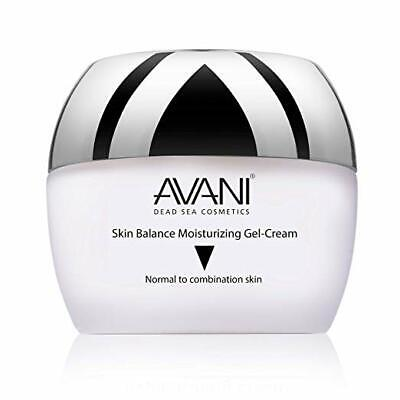AVANI Skin Balance Moisturizing Gel-Cream Enriched with Dead Sea Minerals, Moisturising Gel Cream