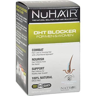 NuHair- DHT Blocker for Men and Women - 60