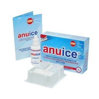 Hemorrhoids natural relief – ANUICE, made in USA