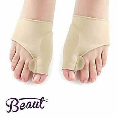 Bunion Corrector Gel Pad Relief Sleeves Top Quality with Durable Gel Toe Spacer Foot Creams & Treatments