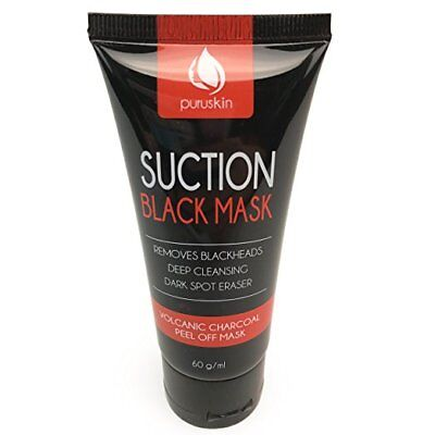 BEST PURIFYING PEEL OFF MASK for Men for Blackhead Removing Radiance, Deluxe