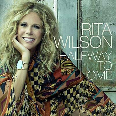 RITA WILSON CD - HALFWAY TO HOME (2019) - NEW UNOPENED - SING IT LOUD (Rita Wilson-cd)