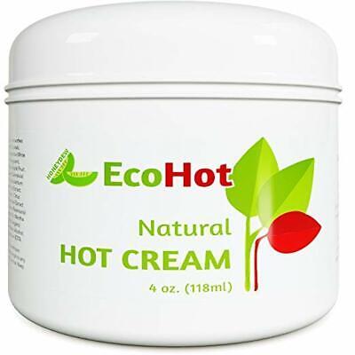 Natural Skin Tightening Cream - Anti Aging Body Treatment for Women + Men -