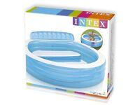 Intex Swim Centre Family Lounge Pool