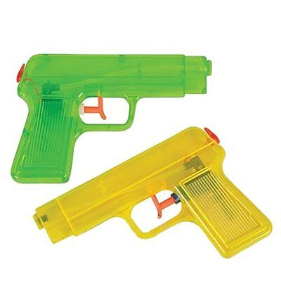 You Get 1 Super Squirter Water Pistol COLORS WILL VARY Hot Summer Item - Super Squirters