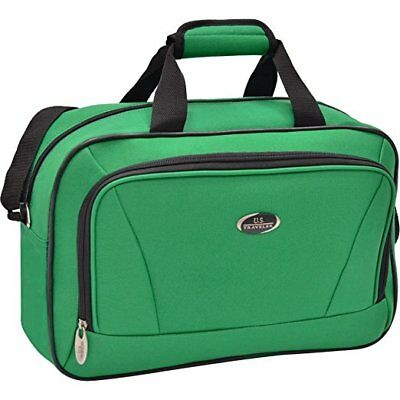 "U.S. Travelers Choice Castelon 16"" Emerald Tote Boarding Bag"