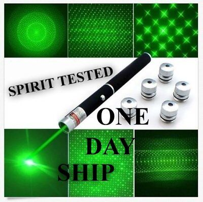 Paranormal Ghost Hunting Equipment Green Laser Grid Pen
