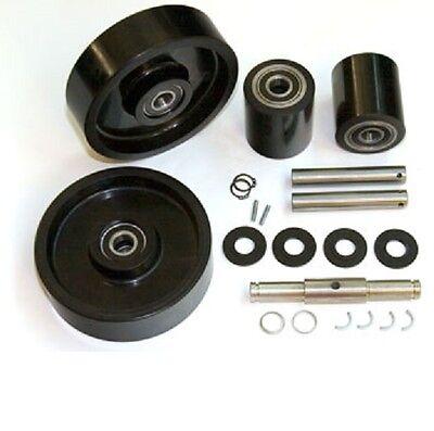 Valu-jack Vj 5500 Standard Pallet Jack Complete Wheel Kit