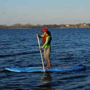 Inukshuk stand up paddle board SURF À PAGAIES - SUP