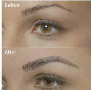 Get PERFECT EYEBROWS today! Lasts up to 3 years