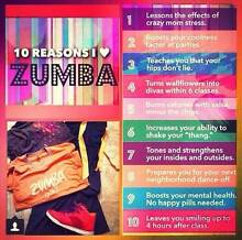 Zumba Perth Special - $19 for TEN High Energy Zumba® Classes!! Joondalup Joondalup Area Preview