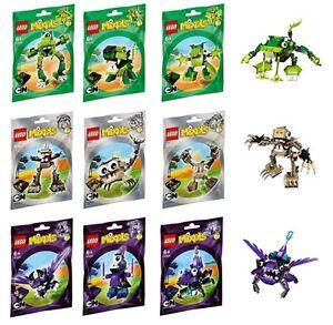 Lego Mixels série 3 Lac-Saint-Jean Saguenay-Lac-Saint-Jean image 1