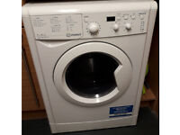 Indesit Eco-Time 7KG/5KG Washer/Dryer IWDD7143P (Almost new)