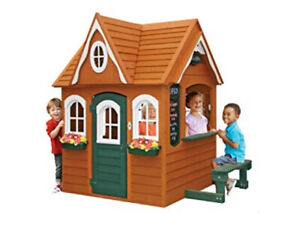 ISO: outdoor playhouse