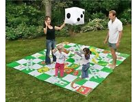 Jumping jacks giant games hire!