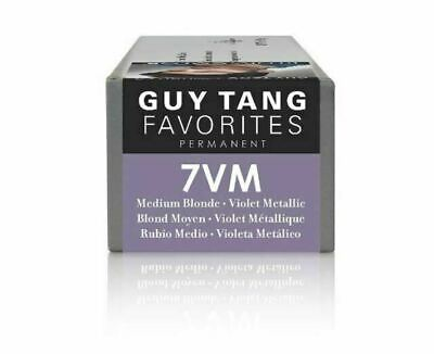 Kenra Demi-Perm Colouring Cream Men's Tang 7VM Medium Blonde Violet Metallic