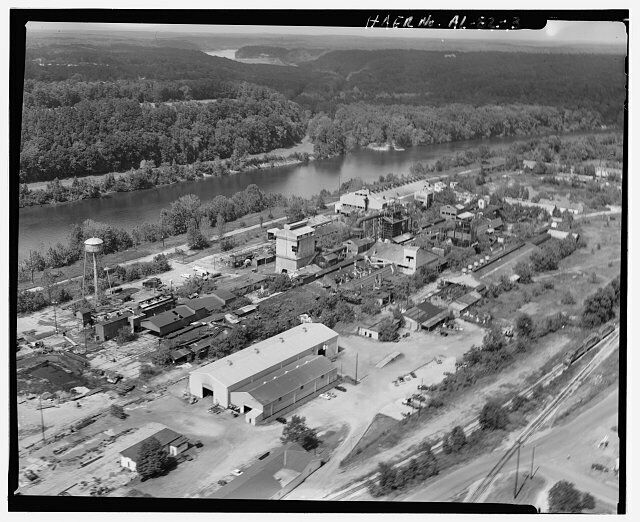 Central Iron Foundry,1700 Holt Road,Holt,Tuscaloosa County,Alabama,AL,HAER,2