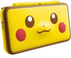 Nintendo 2DS XL with Pokemon Games