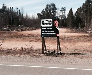 VACANT LAND - 819 AIRPORT RD.