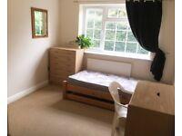 Bright double-room in Coldean, Brighton