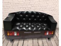 Car Sofa / man cave / Unusual furniture