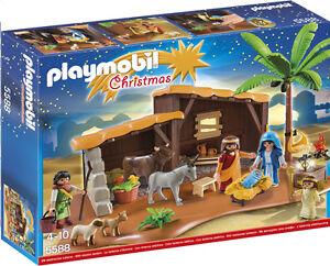 Crèche Playmobil 5588 recherchée!