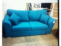 Brand new sofa bed metal action 3 seater good savings only £159