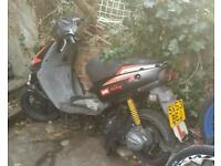 aprilia sr179 reg as 50