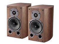 Wharfedale Diamond 9.1 Speakers in Dark Walnut finish