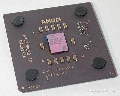AMD Duron 1300MHz 1.3GHz - DHD1300AMT1B - 200MHz FSB - CPU Socket A 462