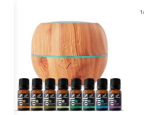humidifier and oil and diffuser set