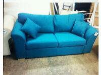 Brand new sofa bed 3 seater metal action good savings only £165