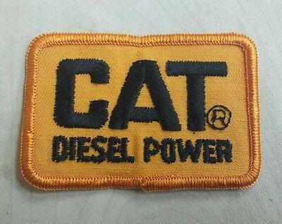 NEW!! Cat Diesel Power Patch