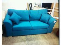 Brand new sofa bed 3 seater metal action good savings only £169