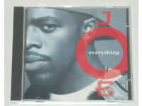 MUSIC CD ALBUM JOE EVERYTHING LOOK 12 TRACKS R&B SOUL THE ONE FOR ME I;M IN LUV*