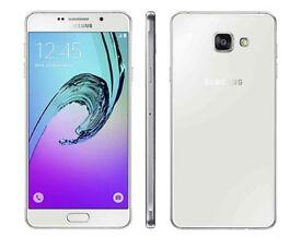 SAMSUNG GALAXY A3 2016 WHITE UNLOCKED 4G SMARTPHONE MOBILE PHONE