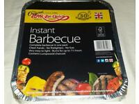 Bar-be-qucik instant barbecue bbq box of 16 individual barbecues